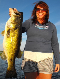 lake toho fishing guide