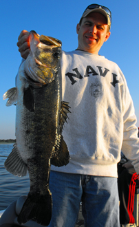 bass guide lake toho